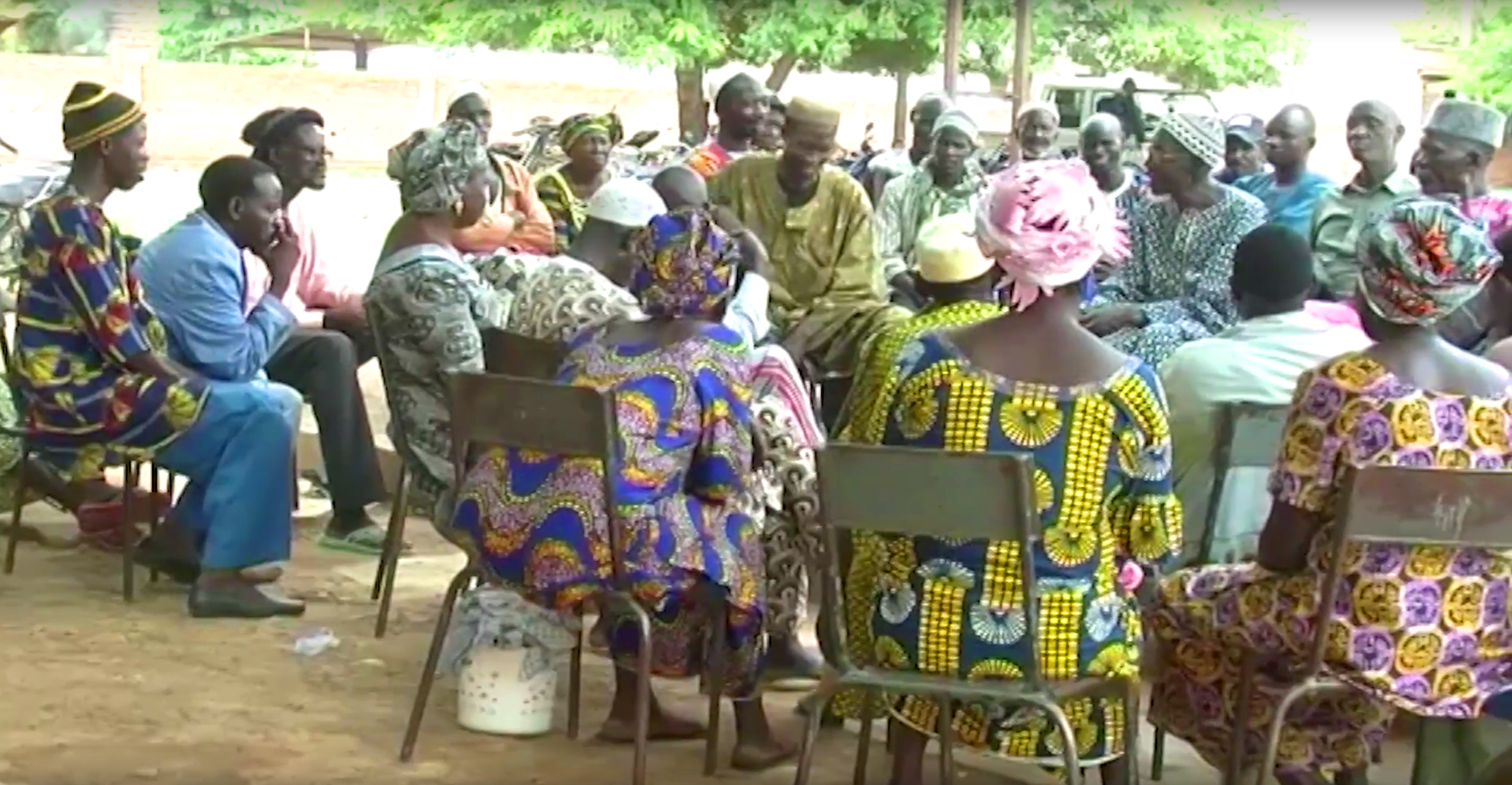 Land and forest tenure support project benefiting local communities in Mali
