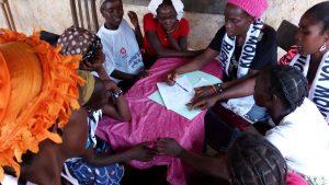 cherboken africa women